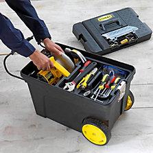 Cajas de herramientas con ruedas