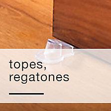 Topes, regatones