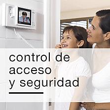 Control de acceso y seguridad