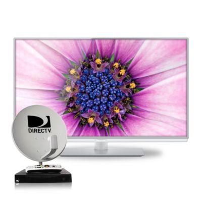 Combo TV LED 42' Full HD Smart + Kit DirecTV prepago
