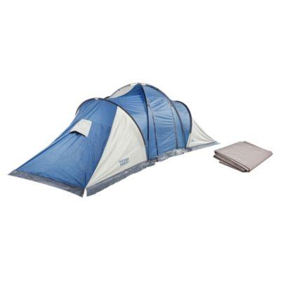 Combo Carpa Etoile + Piso para Camping