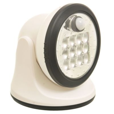 Farol 12 LED Blanco