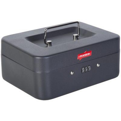 Caja porta-valor con llave 20 x 9 x 16 cm