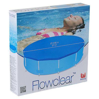 Cobertor para pileta redonda 366 cm