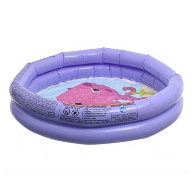 Pileta inflable redonda para bebé 61 x 15 cm 17 L