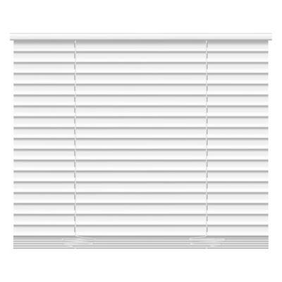 Persiana de aluminio Plata 160 x 165 cm