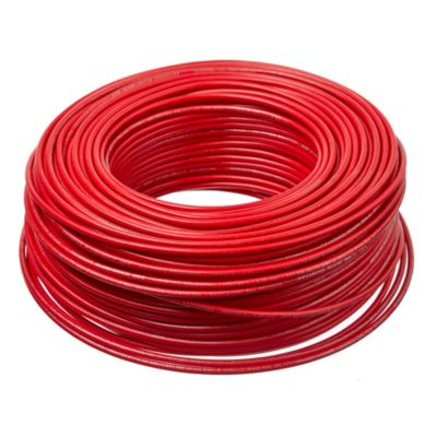 Cable unipolar 4 mm2 rojo 100 m