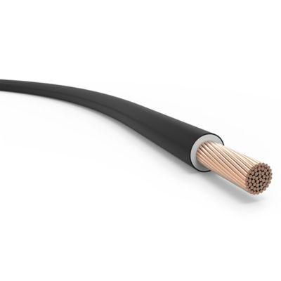 Cable unipolar 4 mm2 negro 100 m