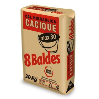 Cal hidraulica Cacique Plus 20 kg