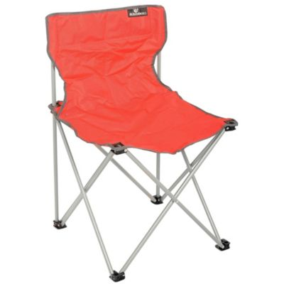Silla de camping plegable sin apoya brazo