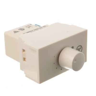 Módulo variador de velocidad para ventilador blanco