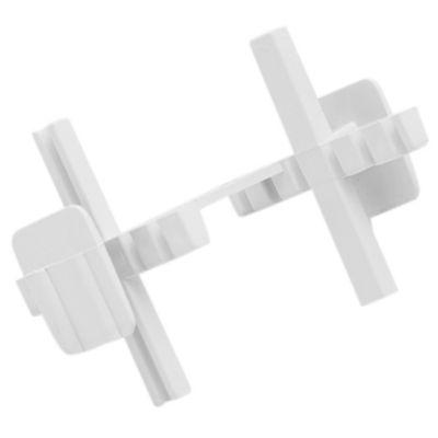 Distanciador plástico para ladrillo de vidrio