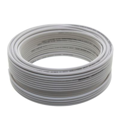 Cable unipolar 1.5 mm2 blanco 30 m