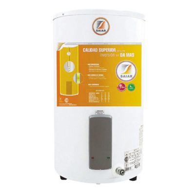Termotanque eléctrico 55 litros carga superior
