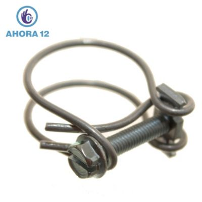 Abrazadera acero 26 a 22.5 mm 2 u