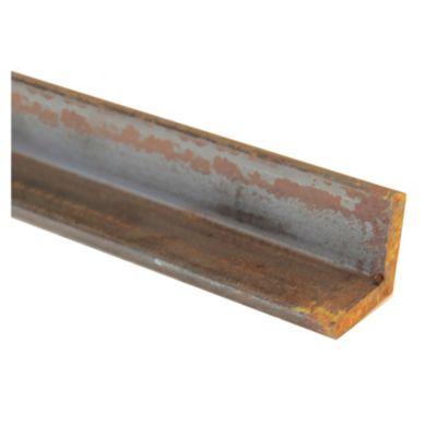 Ángulo de hierro 25.4 x 4.8 x 6 m