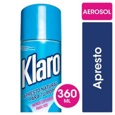 Apresto en aerosol 400 cc