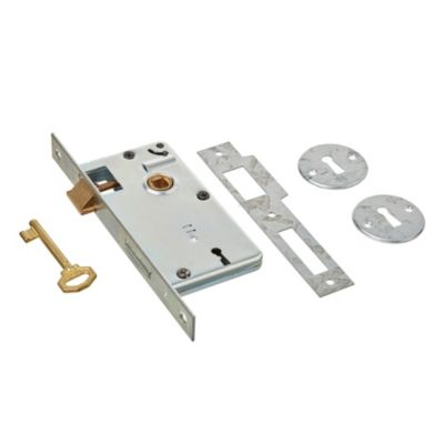 Cerradura liviana común para puerta interior derecha 101