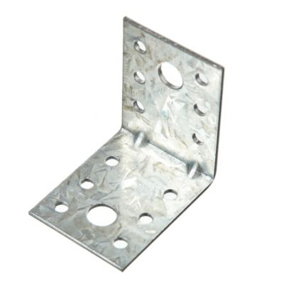 Esquinero ángulo doble 50 mm cromo 6 u