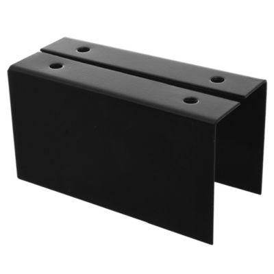 Caja fijación aletas interior sin agujeros 12 x 6,5 x 5 cm