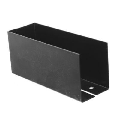 Caja fijación aletas interior sin agujeros 14,5 x 6,5 x 5 cm