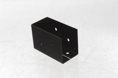 Caja fijación aletas interior con agujeros 12 x 6,5 x 5 cm