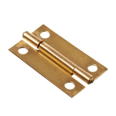 Bisagra 5005 bronce 38 mm x 12 u