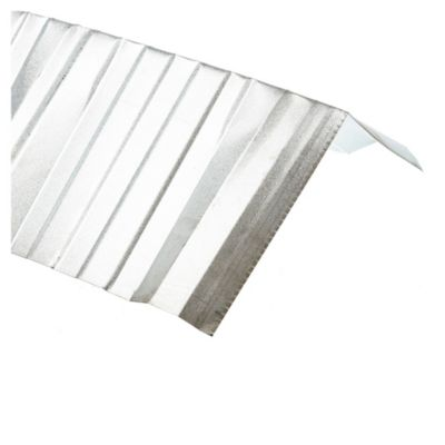 Cumbrera de cincalum trapezoidal 25
