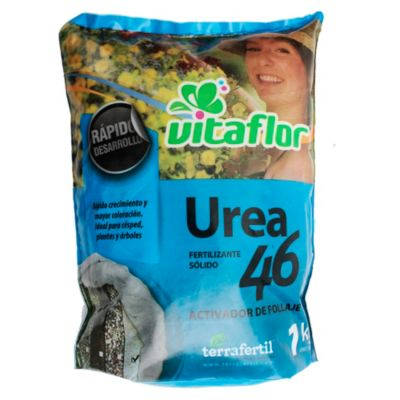 Fertilizante Solido Urea 46 1 Kg