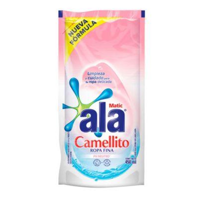 Jabón líquido para ropa fina 450 cc