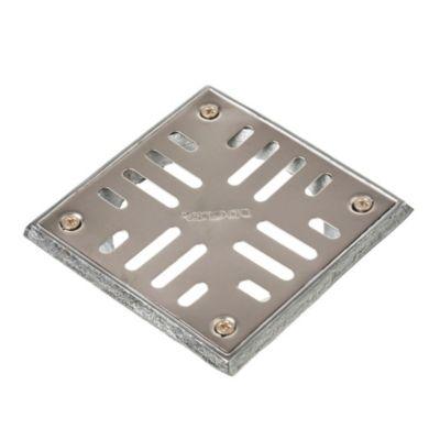 Reja de acero inoxidable de 10 x 10 cm caja de ...