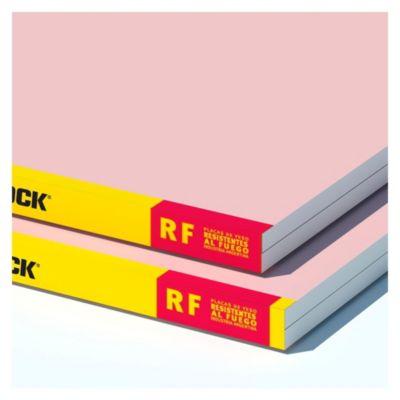 Placa resistente al fuego 12,5 mm 120 x 240 cm