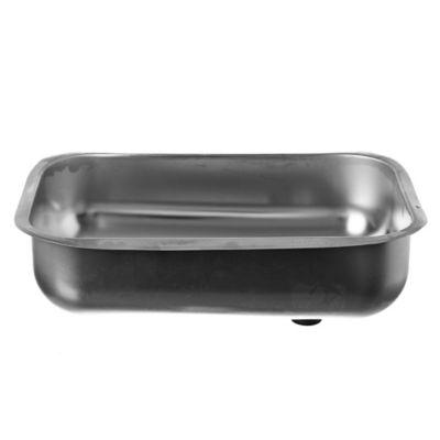 Pileta de cocina simple de embutir 52 x 32 x 15 cm