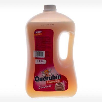 Detergente para vajilla en crema 4 l