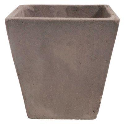Maceta cubo piramidal 13 x 17 cm