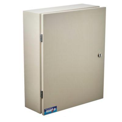 Gabinete para térmicas Estanco metálico IP54 400 x 500 x 150 mm