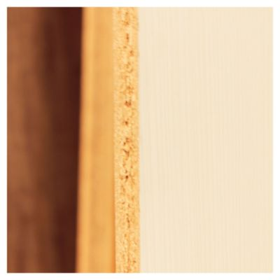 Melamina blanca 15 mm 183 x 275 cm