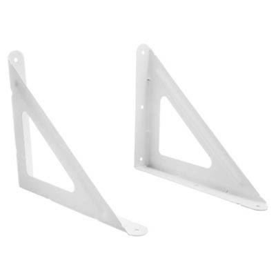 Par soportes stong blanco 20 x 25 cm