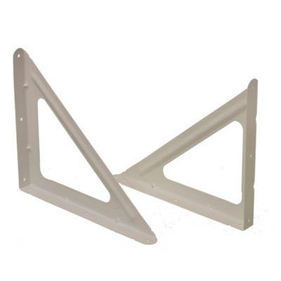Par soportes stong blanco 25 x 30 cm
