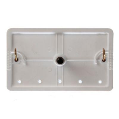 Tapa interior para depósito de embutir blanca