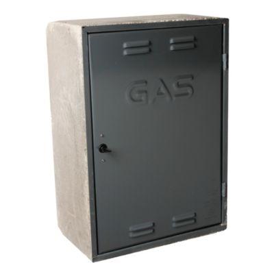 Gabinete para gas 45 x 65 cm