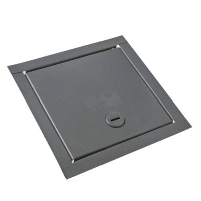 Puerta para llave de agua de chapa 15 x 15 cm