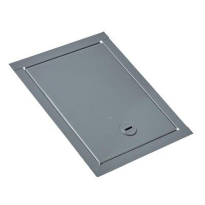 Puerta para llave de agua de chapa 15 x 20 cm