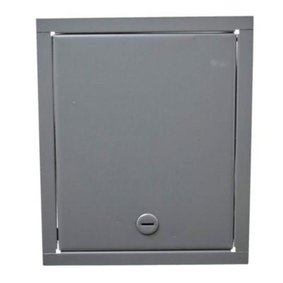 Puerta para llave de agua de chapa 20 x 25 cm