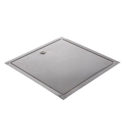 Puerta para llave de agua de acero 30 x 30 cm