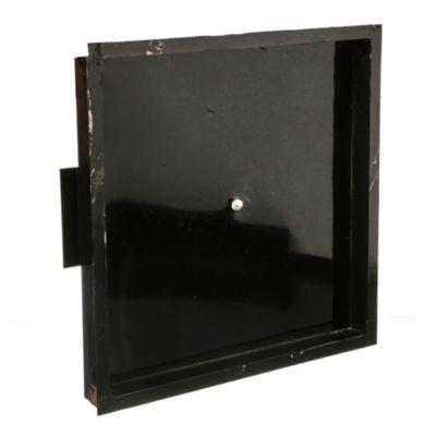 Tapa para cámara de acero 40 x 40 cm