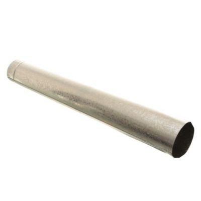 Caño de chapa galvanizada 150 mm