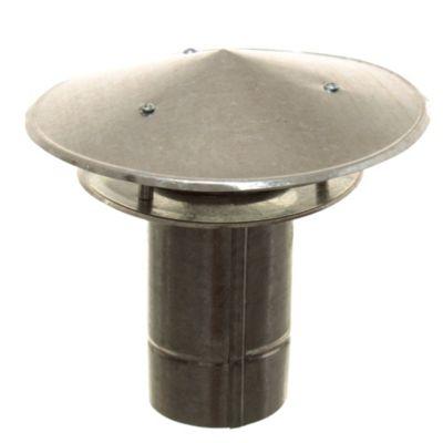 Sombrerete aprobado por enargas 100 mm