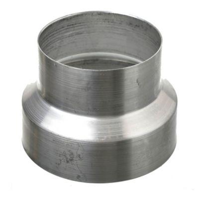 Reducción torneada en aluminio 100 x 125 mm