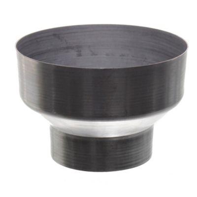 Reducción torneada en aluminio 100 a 150 mm
